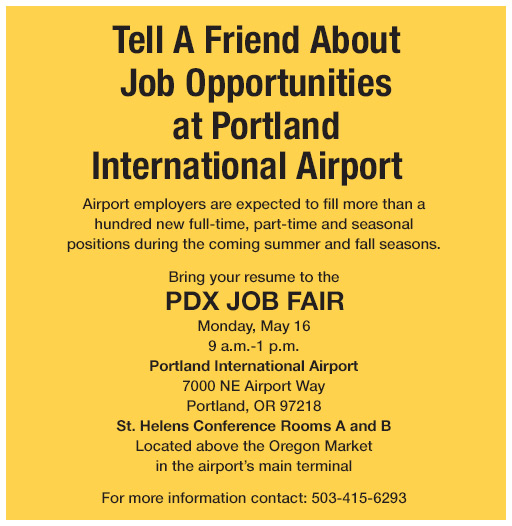 PDX Job Fair